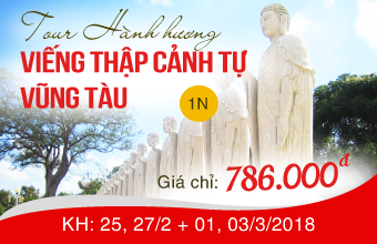Tour Vũng Tàu